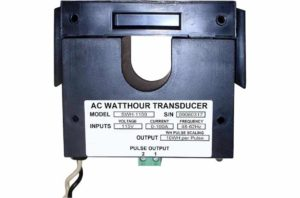 SWH Watt Hour Meter with Integrated Current Transformer