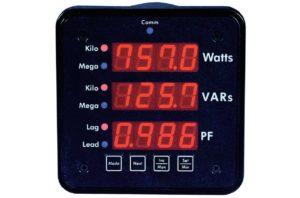 2491 Digital Switchboard Meter