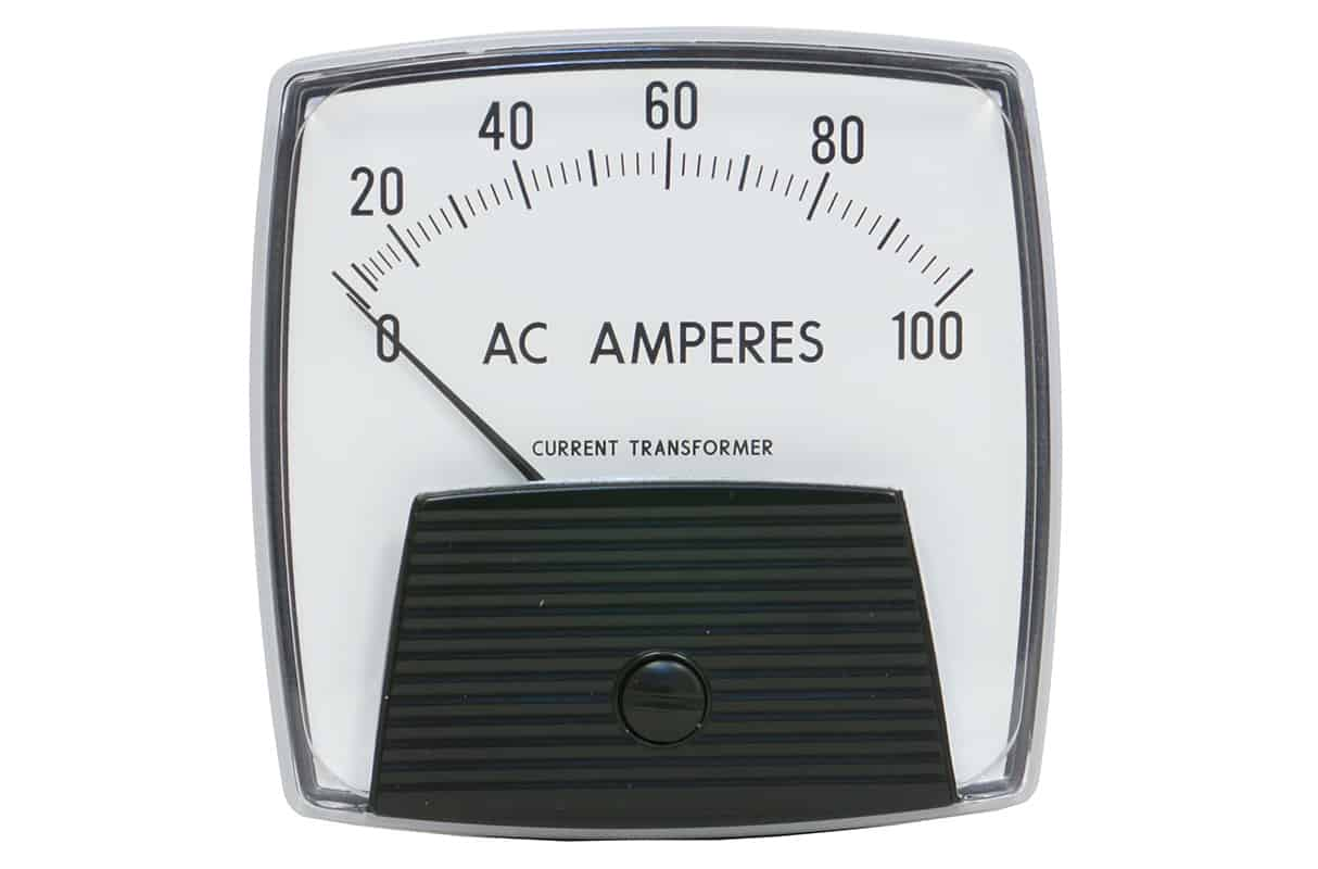 Analog Panel Meter : Model analog panel meter flex core