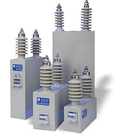 GE High Voltage Capacitors