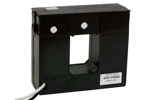 Model 615 Low Ratio Split-Core Current Transformer